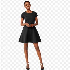 Kate Spade Saturday Good Times Dress in Black